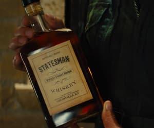 alcohol, kingsman, and film image