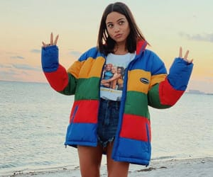 colors, jacket, and style image
