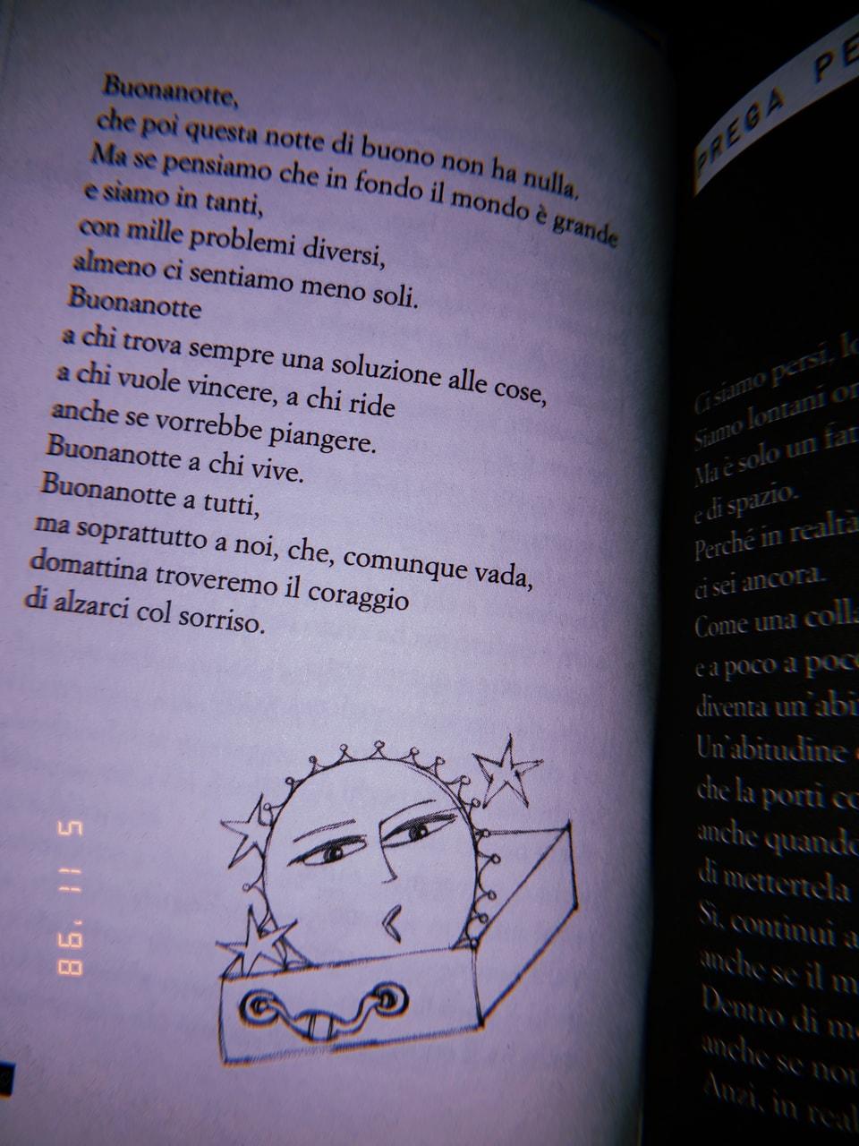 Buonanotte Francesco Sole Discovered By Sara
