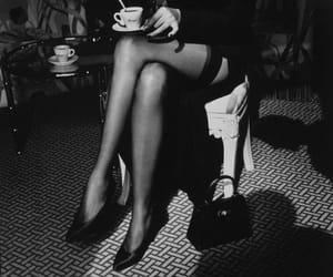 bad, coffee, and girl image