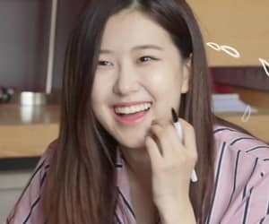 goals, smile, and jisoo image