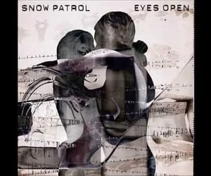 music, snow patrol, and songs image