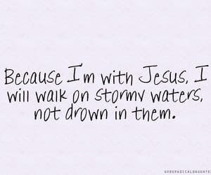 jesus, faith, and quotes image