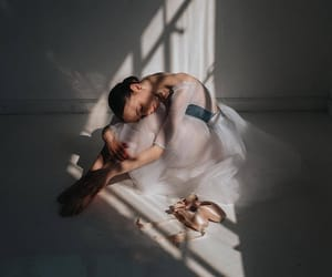 arts, ballerina, and ballet image