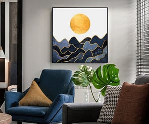 abstract art, Oil Painting, and original art image
