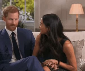 couple, interview, and hrh image