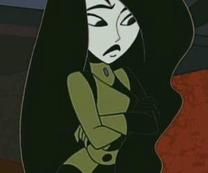 shego, cartoon, and kim possible image