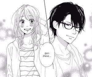 boys, manga, and romance image