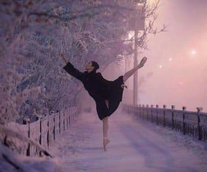 art, ballet, and beautiful image