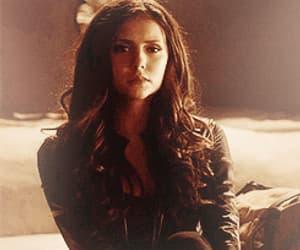 gif, Nina Dobrev, and Vampire Diaries image