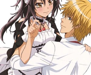 anime, usui takumi, and kaichou wa maid sama image