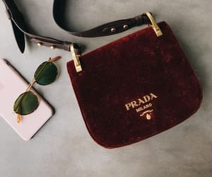 fashion, bag, and Prada image
