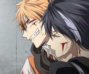 anime, handsome, and servamp image