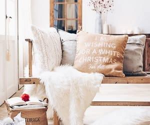 blanket, christmas, and cosy image