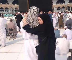 couple, islam, and mecca image