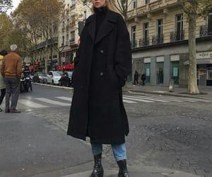 black, fashion, and cute image