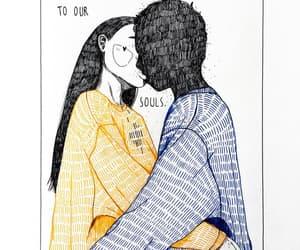 art, friendship, and heartbreak image