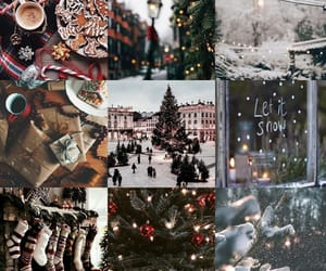 Merry Xmas, let it snow, and xmas time image