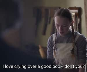 anne with an e, book, and movies image