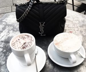 coffe and YSL image