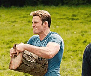 Avengers, gif, and hawkeye image
