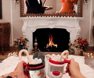 accessories, fireplace, and marshmallows image