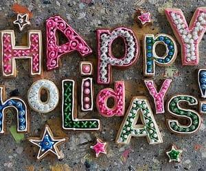 holiday, christmas, and happy image