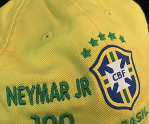 brazil, neymar, and Jaune image