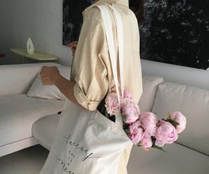 aesthetic, cute, and flowers image
