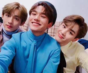 winwin, lucas, and nct image
