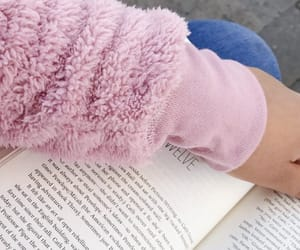 book, reading, and fangirl image