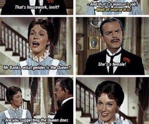 Mary Poppins, feminism, and disney image