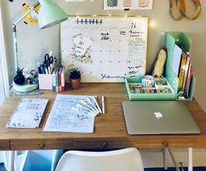 office, school, and study image
