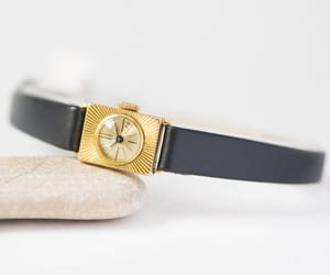 etsy, very small watch, and lady accessory watch image
