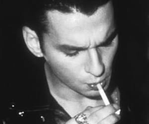 cigarette, dave, and 80's image