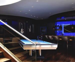 basement, home, and luxury image