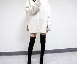 fashion, kpop, and asian fashion image