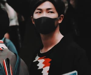 bts, rm, and kim namjoon image