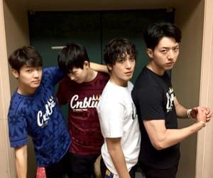 band, korean, and yonghwa image