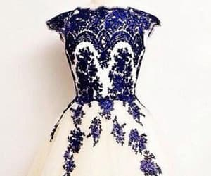 cute prom dresses, homecoming dresses cheap, and homecoming dresses blue image