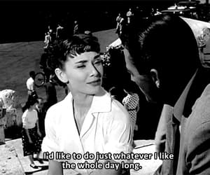 aesthetic, audrey hepburn, and beauty image