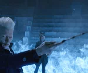 fantastic beasts and the crimes of grindelwald image