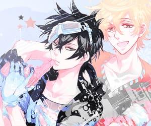 anime, beautiful, and kawaii boys image