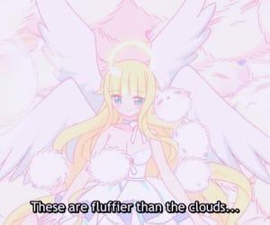 anime, pastel, and beelzebub image