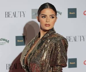celeb, cleavage, and demi rose image