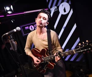 live lounge, bbc radio 1, and the 1975 image
