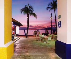 beach, photo, and playa image