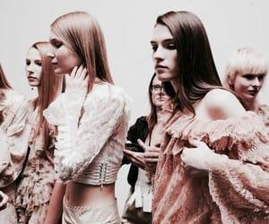 fashion, girls, and vogue image