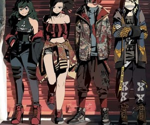anime, my hero academia, and boku no hero academia image