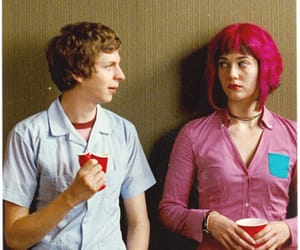 michael cera and Mary Elizabeth Winstead image